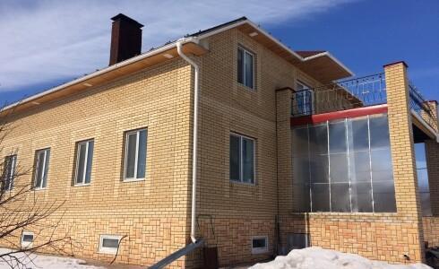 Продается дом 450м2 на земле 40 соток в с. Большая Качка, номер 1543 - 14