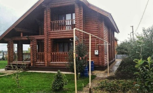Продается дом 137м2 на земле 10 соток в с. Котловка, номер 6923 - 5