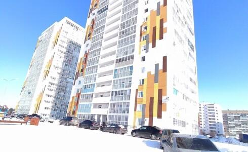 Продается 1-комнатная квартира 25м2  в Новом Городе, 65 комплекс, номер 9049 - 11