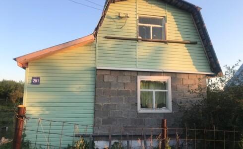 Продается дом 50м2 на земле 0 соток в с. , номер 109992 - 2
