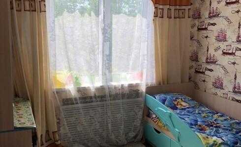 Продается 3-комнатная квартира 60м2  в Новом Городе, 48 комплекс, номер 4520 - 3