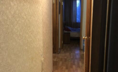 Продается 4-комнатная квартира 60м2  на ГЭСе, 10 комплекс, номер 6075 - 4