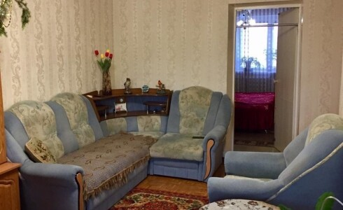 Продается 3-комнатная квартира 58м2  на ЗЯБи, 17 комплекс, номер 6046 - 12