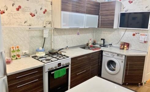 Продается 2-комнатная квартира 52м2  в Новом Городе, 11 комплекс, номер 6935 - 2