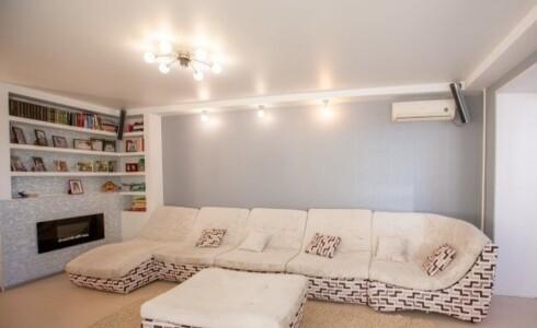 Продается 3-комнатная квартира 111м2  в Новом Городе, 39 комплекс, номер 3979 - 3