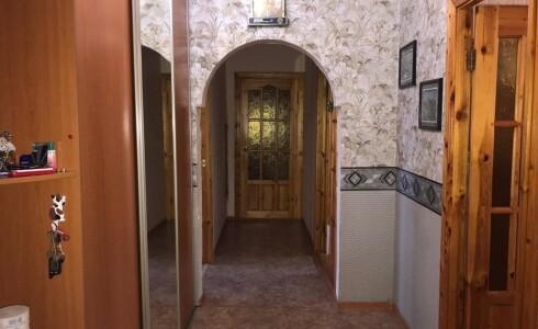Продается 4-комнатная квартира 105м2  в Новом Городе, 45 комплекс, номер 5852 - 11