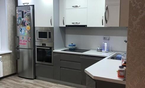 Продается 4-комнатная квартира 90м2  в Новом Городе, 52 комплекс, номер 3027 - 10