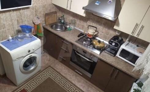 Продается 3-комнатная квартира 60м2  в Новом Городе, 30 комплекс, номер 9128 - 1