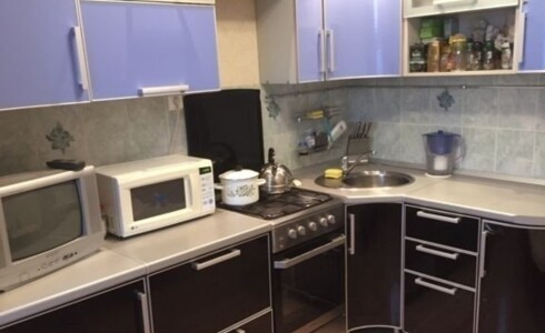 Продается 2-комнатная квартира 52м2  в Новом Городе, 53 комплекс, номер 5014 - 17