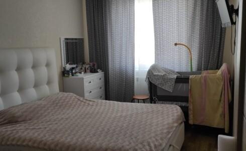 Продается 2-комнатная квартира 58м2 , 63 комплекс, номер 109645 - 3
