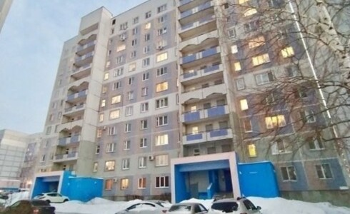 Продается 1-комнатная квартира 36м2  в Новом Городе, 38 комплекс, номер 9096 - 13