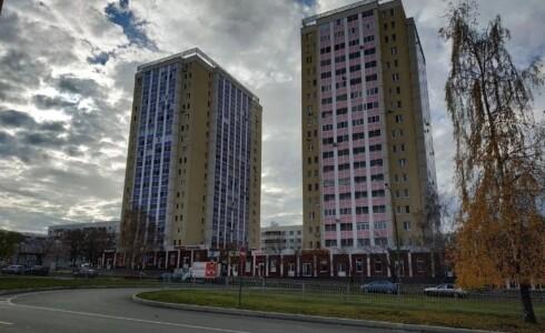 Продается 2-комнатная квартира 52м2  в Новом Городе, 46 комплекс, номер 5626 - 13