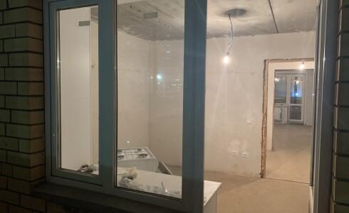 Продается 1-комнатная квартира 44м2  в Новом Городе, 65 комплекс, номер 8808 - 10