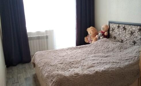Продается 2-комнатная квартира 53м2  в Новом Городе, 46 комплекс, номер 2860 - 11