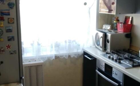 Продается комната 13м2 в 3 комн. квартире  в Новом Городе, 4 комплекс, номер 5772 - 3