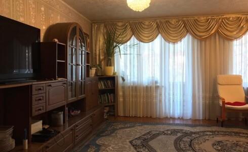 Продается 4-комнатная квартира 105м2  в Новом Городе, 45 комплекс, номер 5852 - 7