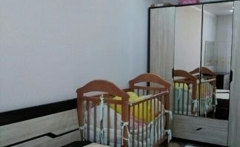 Продается 2-комнатная квартира 51м2  в Новом Городе, 40 комплекс, номер 7000 - 10