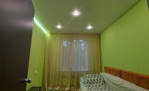 Продается 2-комнатная квартира 44м2 , 18 комплекс, номер 110403 - 1