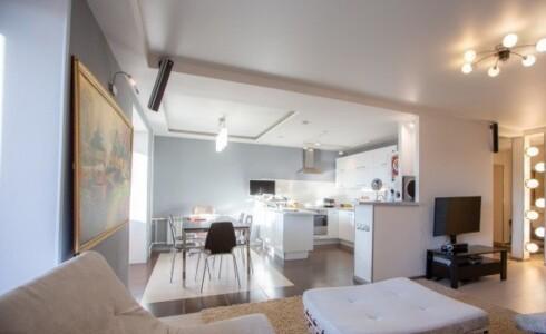 Продается 3-комнатная квартира 111м2  в Новом Городе, 39 комплекс, номер 3979 - 1