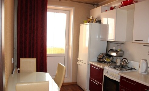 Продается 2-комнатная квартира 56м2  в Новом Городе, 35 комплекс, номер 3896 - 6