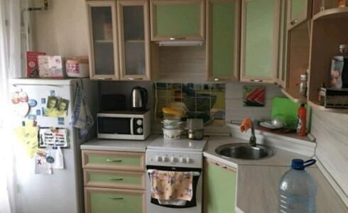 Продается 1-комнатная квартира 37м2  в Новом Городе, 65 комплекс, номер 3040 - 3
