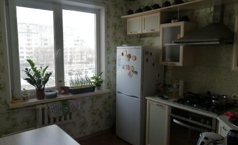 Продается 2-комнатная квартира 44м2  в Новом Городе, 37 комплекс, номер 6666 - 5