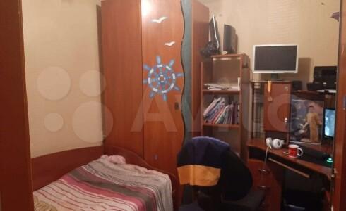 Продается 3-комнатная квартира 49м2  в Новом Городе, 17 комплекс, номер 9401 - 13