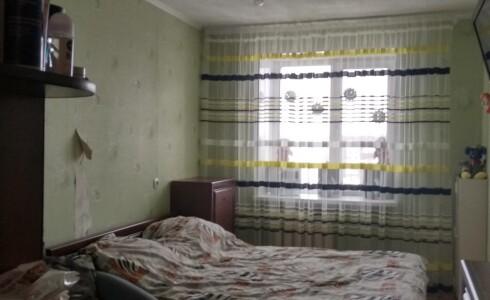 Продается 4-комнатная квартира 74м2  на ЗЯБи, 17А комплекс, номер 6036 - 1