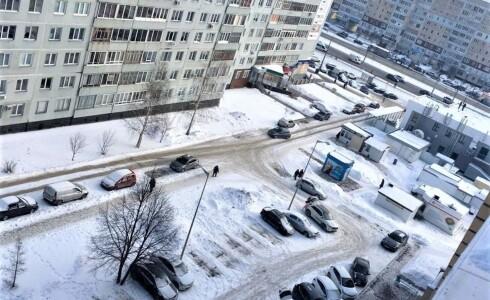 Продается 3-комнатная квартира 81м2  в Новом Городе, 32 комплекс, номер 6271 - 13
