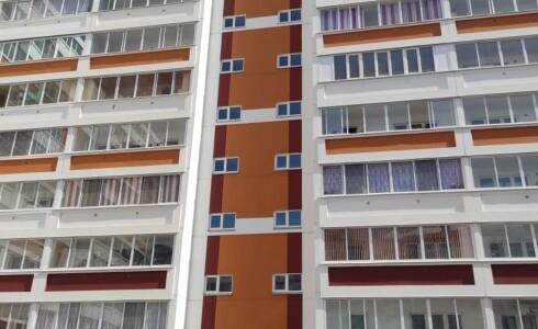 Продается 2-комнатная квартира 58м2 , 63 комплекс, номер 109645 - 1
