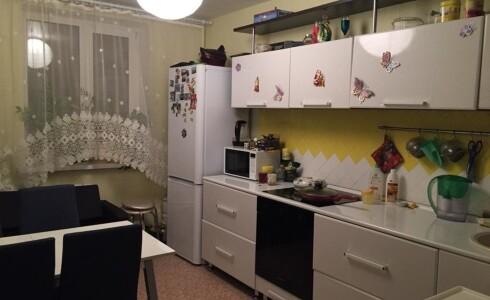 Продается 1-комнатная квартира 41м2  в Новом Городе, 65 комплекс, номер 2798 - 7