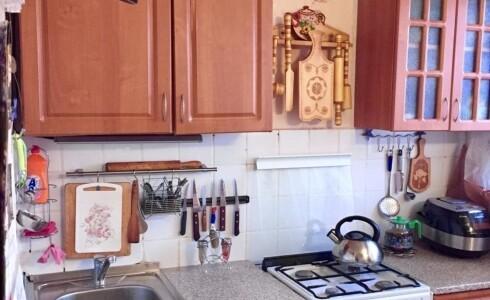 Продается 3-комнатная квартира 58м2  на ЗЯБи, 17 комплекс, номер 6046 - 7