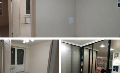 Продается 2-комнатная квартира 52м2  в Новом Городе, 46 комплекс, номер 5626 - 4