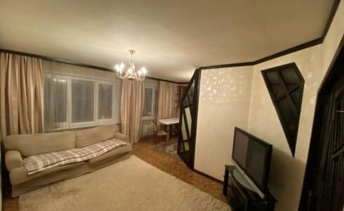 Продается 3-комнатная квартира 65м2  в Новом Городе, 47 комплекс, номер 8163 - 1