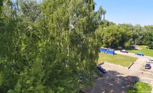 Продается 3-комнатная квартира 58м2  на ГЭСе, 6 комплекс, номер 7409 - 7