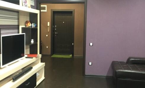 Продается 1-комнатная квартира 42м2  в Новом Городе, 14 комплекс, номер 7569 - 9