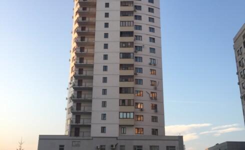 Продается 1-комнатная квартира 42м2  в Новом Городе, 14 комплекс, номер 7569 - 2