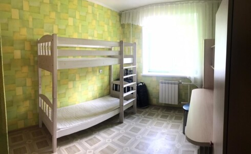 Продается 2-комнатная квартира 55м2  в Новом Городе, 12 комплекс, номер 6950 - 8