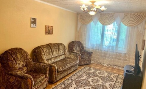 Продается 3-комнатная квартира 60м2  в Новом Городе, 17 комплекс, номер 6080 - 7