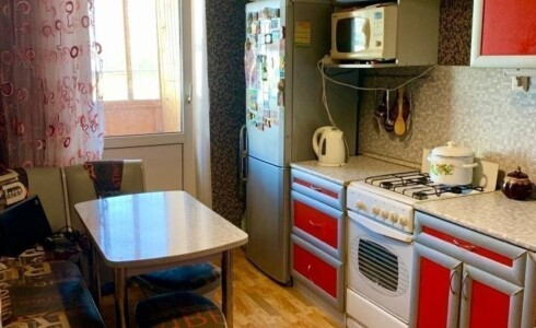 Продается 2-комнатная квартира 54м2  в Новом Городе, 37 комплекс, номер 6091 - 7