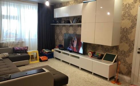 Продается 2-комнатная квартира 68м2  в Новом Городе, 36 комплекс, номер 3983 - 7