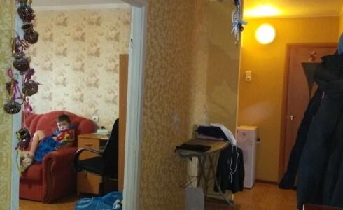 Продается 4-комнатная квартира 74м2  на ЗЯБи, 17А комплекс, номер 6036 - 14