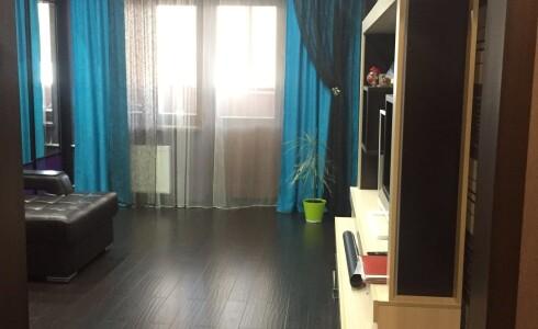 Продается 1-комнатная квартира 42м2  в Новом Городе, 14 комплекс, номер 7569 - 8