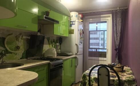 Продается 4-комнатная квартира 75м2  в Новом Городе, 46 комплекс, номер 5856 - 17
