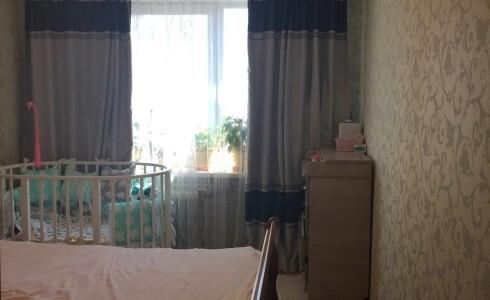 Продается 2-комнатная квартира 44м2  на ГЭСе, 3 комплекс, номер 3898 - 8