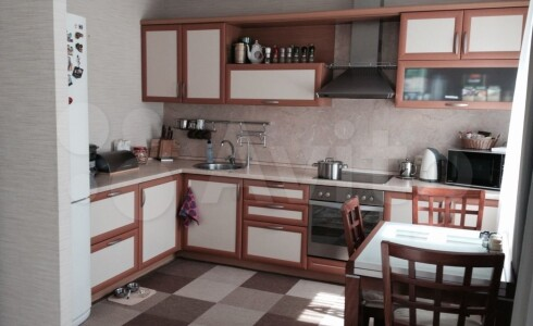 Продается 4-комнатная квартира 96м2 , 18 комплекс, номер 109522 - 6