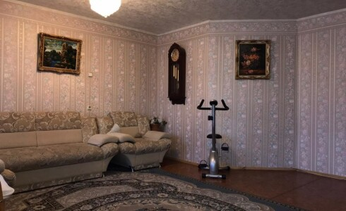 Продается 4-комнатная квартира 105м2  в Новом Городе, 45 комплекс, номер 5852 - 3