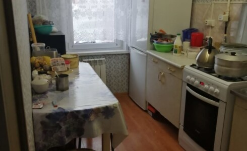 Продается 2-комнатная квартира 44м2 , 25 комплекс, номер 8671 - 3